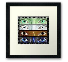 Elemental II Framed Print