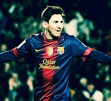 Messi's Got It by vforvery