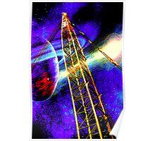 Climb to Universe Poster