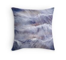 Given To Repeating Its Course Throw Pillow