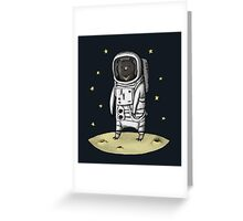Moon Bear Greeting Card