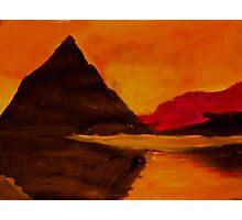 Sunset - Rhian B. Photographic Print