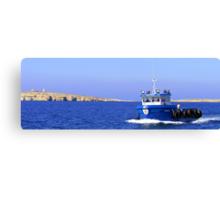 Tugboat Canvas Print