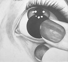 Behind Black Eyes by Sunshine417