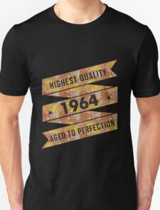 Highest Quality 1964 Aged To Perfection T-Shirt