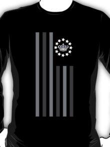 Crown Grey - Flag T-Shirt