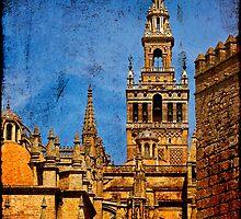 La Giralda de Sevilla by Antonio Jose Pizarro Mendez