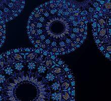 Blue Flake by KittyHerb