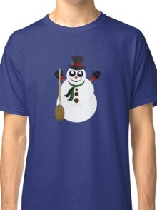 Snowman (3) Classic T-Shirt