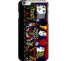 spade heart spade iPhone Case/Skin