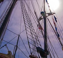 Tall Ship Toronto by Image11