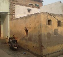 savita's house... by Nisha