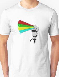 Colourful Surveillance T-Shirt