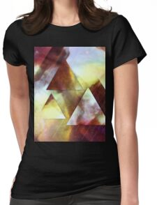 Slow Magic Womens Fitted T-Shirt
