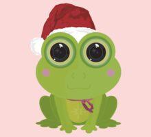 Christmas Frog Kids Clothes