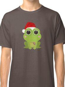 Christmas Frog Classic T-Shirt