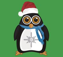 Christmas Penguin Kids Clothes