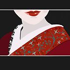 MAIKO / Fashion Illustration by Mariska