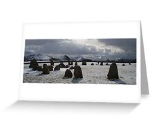 Castlerigg Stone Circle Greeting Card