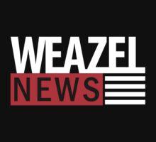 WEAZEL News - dark by SeenB4Dzigns