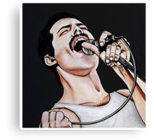 - Freddie Mercury - Canvas Print