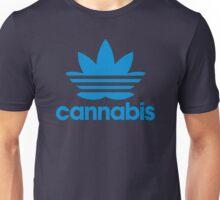 "Cannabis ""Adidas"" Unisex T-Shirt"