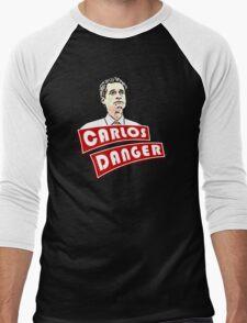 Carlos Danger aka Anthony Weiner T-Shirt Men's Baseball ¾ T-Shirt