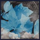 Blue leaves T by gemynd