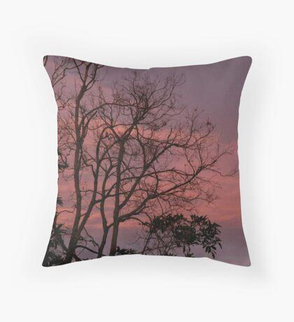 Sunrise 3 Throw Pillow