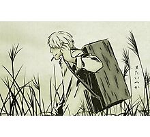 mushishi Photographic Print