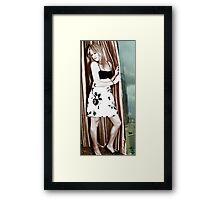 Karen Framed Print