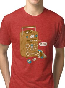 Don't Hate the Player Tri-blend T-Shirt
