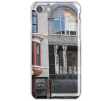 Mid City Hotel iPhone Case/Skin