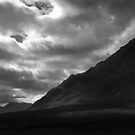 Etive - Playing With The Light by Kevin Skinner