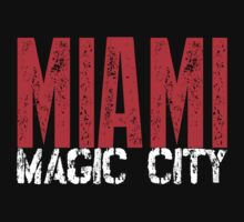 Miami Magic City 305 Wynwood South Beach Kids Clothes
