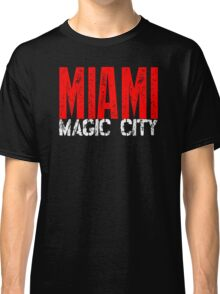 Miami Magic City 305 Wynwood South Beach Classic T-Shirt
