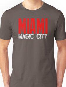 Miami Magic City 305 Wynwood South Beach Unisex T-Shirt