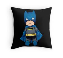 Chibi DC Comics Batman Throw Pillow