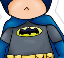 Chibi DC Comics Batman Sticker