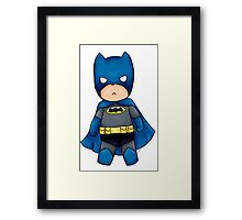Chibi DC Comics Batman Framed Print