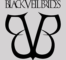 Black Veil Brides Logo by LunarFlower