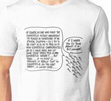 Sperm Race Unisex T-Shirt
