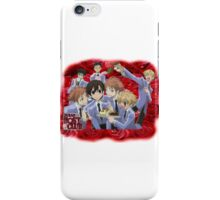 Ouran Cast iPhone Case/Skin