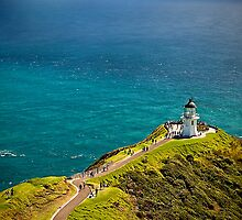 Cape Reinga Lighthouse by Chrysler Menchavez-Carlow