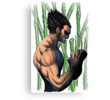 The Wolverine Canvas Print