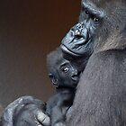 Mother & Son by JulieM