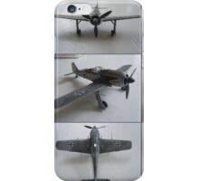 Focke Wulf 190 A3 iPhone Case/Skin