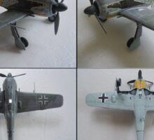 Focke Wulf 190 A3 Sticker