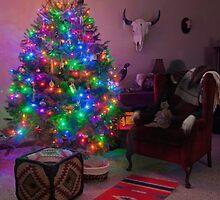 Christmas Future Awaits by David Lamb