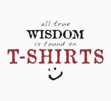 All True Wisdom by Barb Leopold